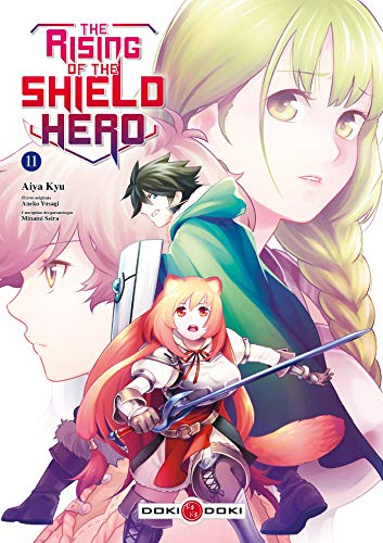 The rising of the shield hero  -11-