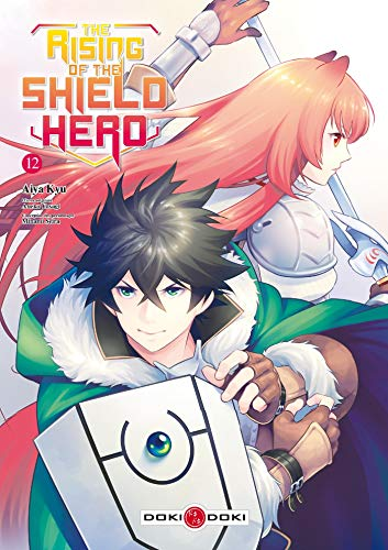 The rising of the shield hero  -12-